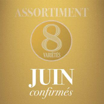 06 - ASSORTIMENT DE JUIN - confirmés