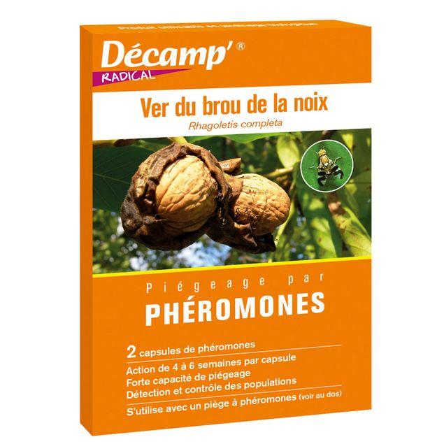 PHEROMONE CONTRE LE VER DES NOIX